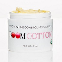 Boom Cotton Unique Shine Control Moisturizer Review