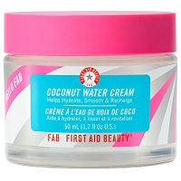 First Aid Beauty Coconut Water Cream Review